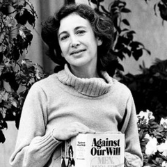 famous quotes, rare quotes and sayings  of Susan Brownmiller
