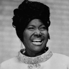 famous quotes, rare quotes and sayings  of Mahalia Jackson
