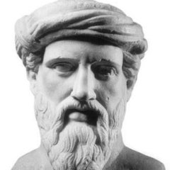 famous quotes, rare quotes and sayings  of Pythagoras