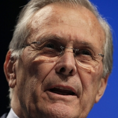 famous quotes, rare quotes and sayings  of Donald Rumsfeld