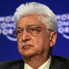 famous quotes, rare quotes and sayings  of Azim Premji
