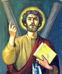 famous quotes, rare quotes and sayings  of Andrew the Apostle