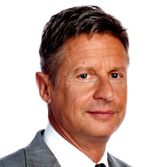 famous quotes, rare quotes and sayings  of Gary Johnson