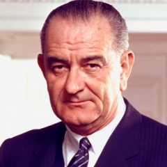 famous quotes, rare quotes and sayings  of Lyndon B. Johnson