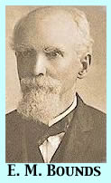 famous quotes, rare quotes and sayings  of Edward McKendree Bounds