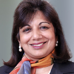 famous quotes, rare quotes and sayings  of Kiran Mazumdar-Shaw