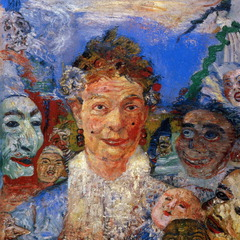 famous quotes, rare quotes and sayings  of James Ensor