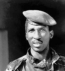 famous quotes, rare quotes and sayings  of Thomas Sankara