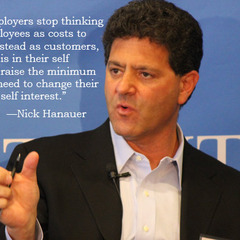 famous quotes, rare quotes and sayings  of Nick Hanauer
