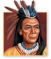 famous quotes, rare quotes and sayings  of Hiawatha