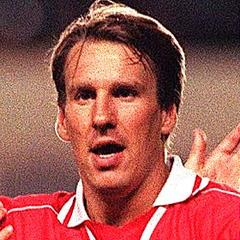 famous quotes, rare quotes and sayings  of Paul Merson
