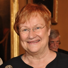 famous quotes, rare quotes and sayings  of Tarja Halonen