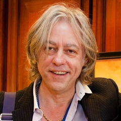 famous quotes, rare quotes and sayings  of Bob Geldof