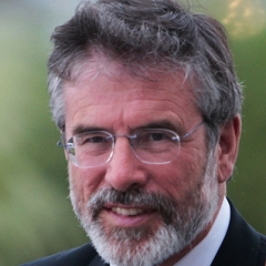 famous quotes, rare quotes and sayings  of Gerry Adams