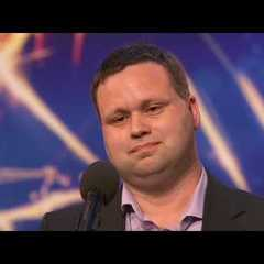 famous quotes, rare quotes and sayings  of Paul Potts