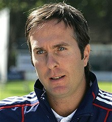 famous quotes, rare quotes and sayings  of Michael Vaughan