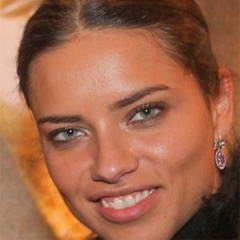 famous quotes, rare quotes and sayings  of Adriana Lima
