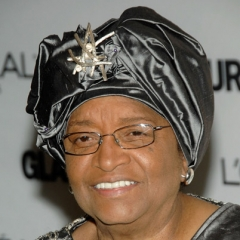 famous quotes, rare quotes and sayings  of Ellen Johnson Sirleaf