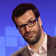 famous quotes, rare quotes and sayings  of Marcus Brigstocke