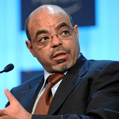 famous quotes, rare quotes and sayings  of Meles Zenawi