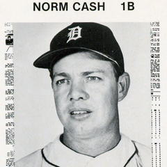 famous quotes, rare quotes and sayings  of Norm Cash