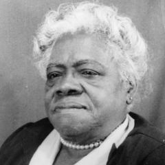 famous quotes, rare quotes and sayings  of Mary McLeod Bethune