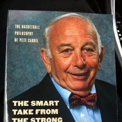 famous quotes, rare quotes and sayings  of Pete Carril
