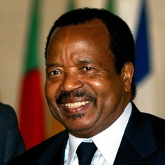 famous quotes, rare quotes and sayings  of Paul Biya