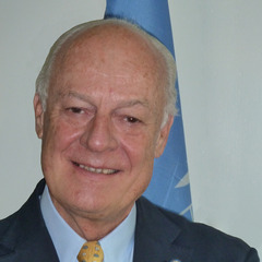 famous quotes, rare quotes and sayings  of Staffan de Mistura
