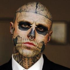 famous quotes, rare quotes and sayings  of Rick Genest
