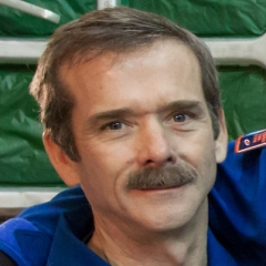 famous quotes, rare quotes and sayings  of Chris Hadfield