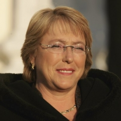 famous quotes, rare quotes and sayings  of Michelle Bachelet