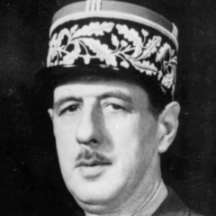 famous quotes, rare quotes and sayings  of Charles de Gaulle