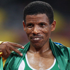 famous quotes, rare quotes and sayings  of Haile Gebrselassie