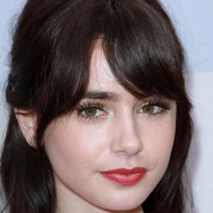 famous quotes, rare quotes and sayings  of Lily Collins