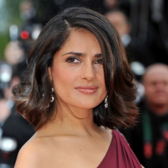 famous quotes, rare quotes and sayings  of Salma Hayek