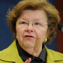 famous quotes, rare quotes and sayings  of Barbara Mikulski