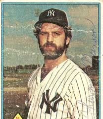 famous quotes, rare quotes and sayings  of Thurman Munson