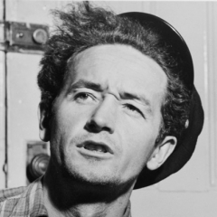 famous quotes, rare quotes and sayings  of Woody Guthrie
