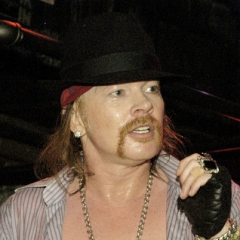 famous quotes, rare quotes and sayings  of Axl Rose