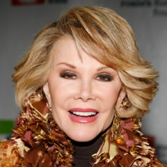 famous quotes, rare quotes and sayings  of Joan Rivers