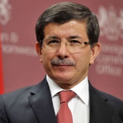 famous quotes, rare quotes and sayings  of Ahmet Davutoglu