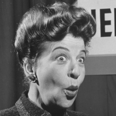 famous quotes, rare quotes and sayings  of Fanny Brice