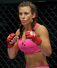 famous quotes, rare quotes and sayings  of Miesha Tate