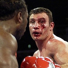 famous quotes, rare quotes and sayings  of Lennox Lewis