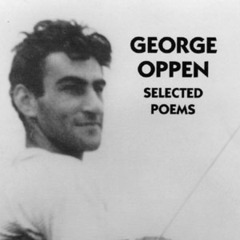 famous quotes, rare quotes and sayings  of George Oppen