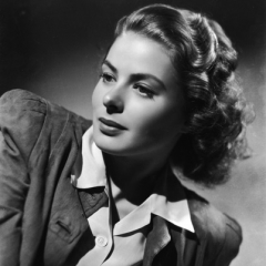 famous quotes, rare quotes and sayings  of Ingrid Bergman