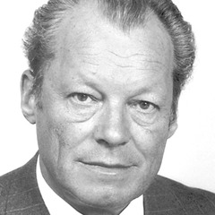 famous quotes, rare quotes and sayings  of Willy Brandt