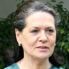 famous quotes, rare quotes and sayings  of Sonia Gandhi