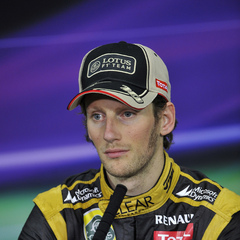 famous quotes, rare quotes and sayings  of Romain Grosjean